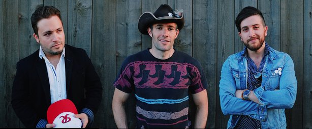 The Dirty River Boys will perform Sept. 17 at Hoots Pub.