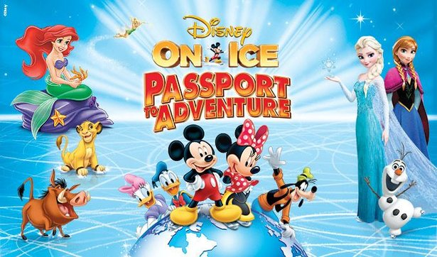 """""""Disney on Ice: Passport to Adventure"""" comes to Amarillo from Sept. 29 to Oct. 2."""