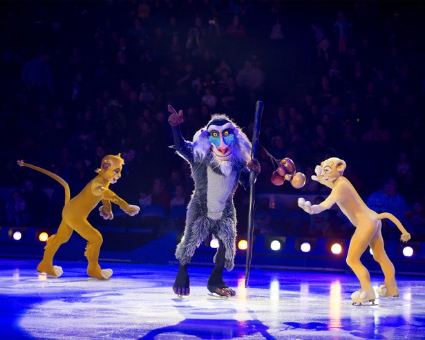 "Disney on Ice's ""Passport to Adventure"" opens Thursday for seven performances in Amarillo."