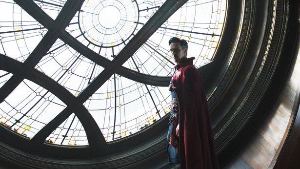 "Benedict Cumberbatch stars in ""Doctor Strange."""