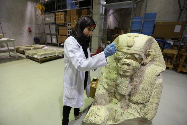 """""""Egypt's Treasure Guardians"""" debuts Dec. 28."""