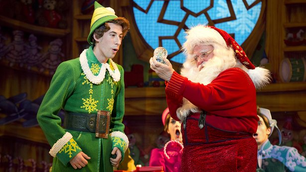 """Elf"" will open the Civic Amarillo Broadway Spotlight Series on Nov. 5 and 6."