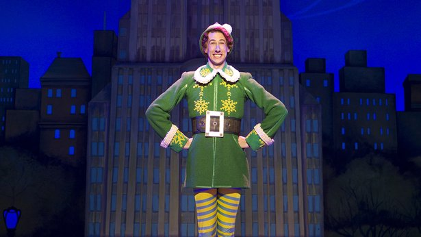 """Elf"" will open the Civic Amarillo Broadway Spotlight Series on Nov. 5 and 6."
