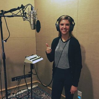 """Amarillo teen Emma Martindale voices a main character in Mission US's """"Up from the Dust"""" online educational game."""