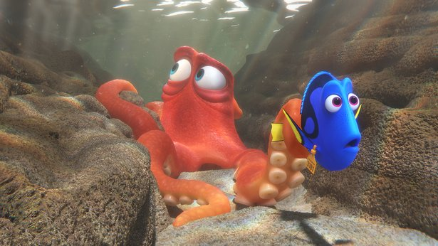 """Finding Dory"" opens this weekend."