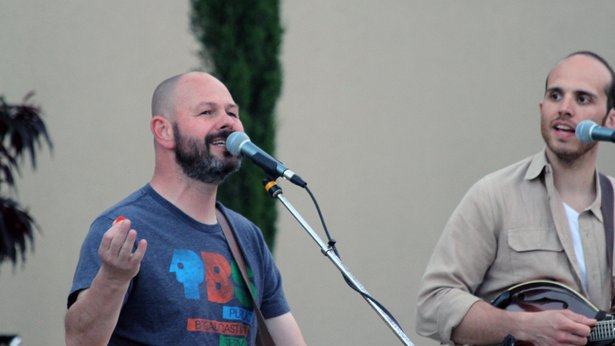 Gary Wayne Thomason and Brad Van Valkenburg