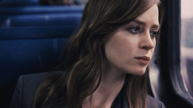 """The Girl on the Train"" stars Emily Blunt."