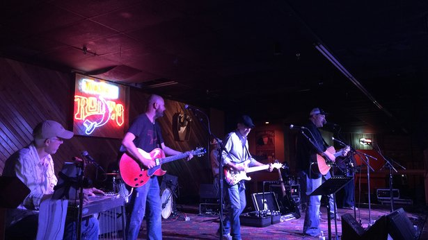 Several Amarillo country bands performed a tribute to Merle Haggard on June 24 at Midnight Rodeo.