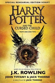 """Harry Potter and the Cursed Child"" will be released Sunday."