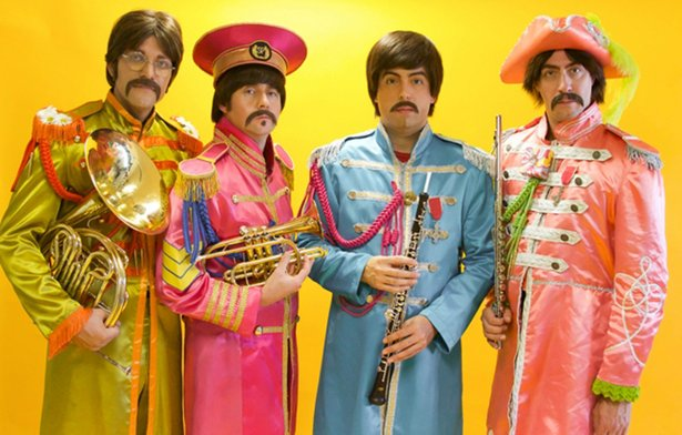 """In My Life: A Musical Tribute to the Beatles"""