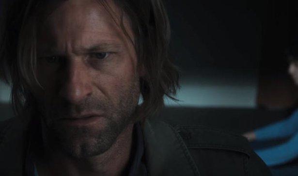 """Aaron Eckhart stars in the horror film """"Incarnate."""""""