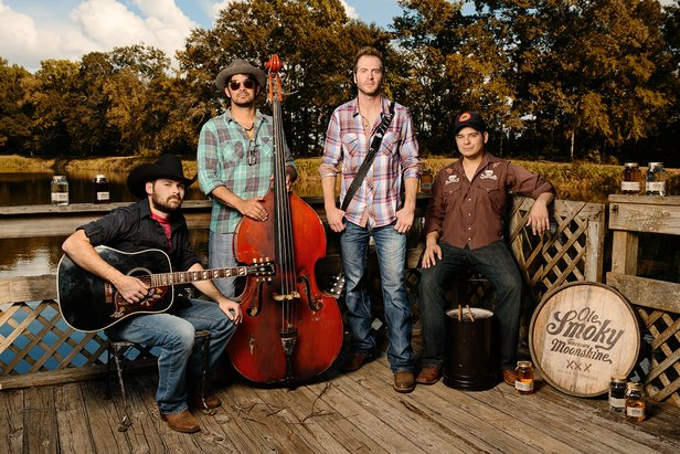 JB and the Moonshine Band will headline the new Bucking Wild Music Festival.