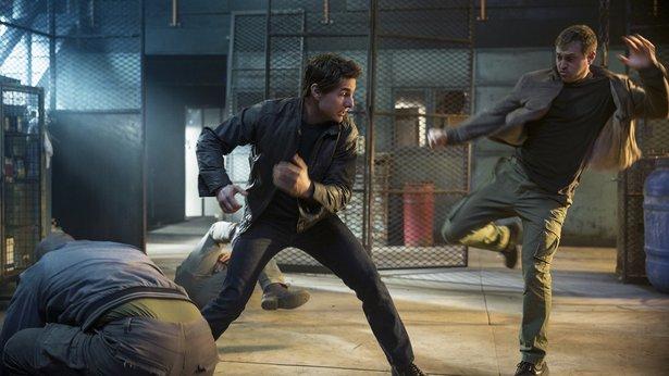 """Tom Cruise stars in """"Jack Reacher: Never Go Back,"""" opening Friday."""