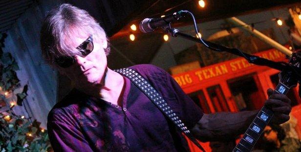 Johnny Reverb Holston will play Saturday at Smokey Joe's.