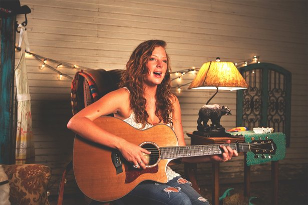 Kaitlin Butts will perform Saturday with Parker McCollum at Hoots Pub.