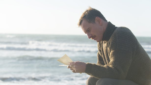"Michael Fassbender stars in ""The Light Between Oceans."""