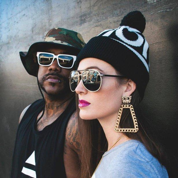Hip-hop duo Luck & Lana will perform Thursday at RR Bar.