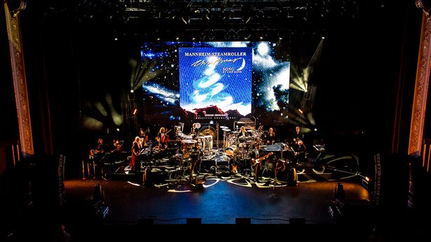 """Mannheim Steamroller Christmas"" will return Dec. 27."
