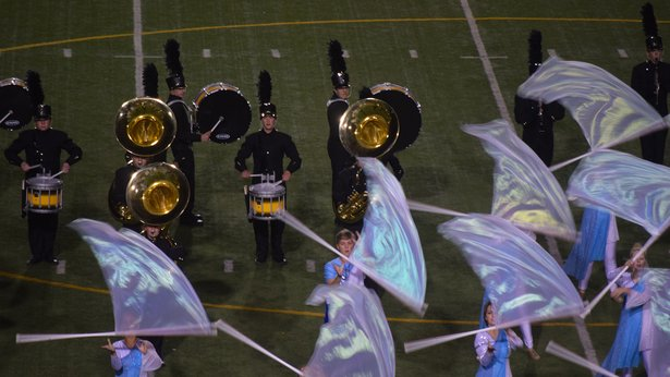 Nearly 30 regional bands, including Amarillo High School, will compete in the High Plains Marching Festival on Saturday.