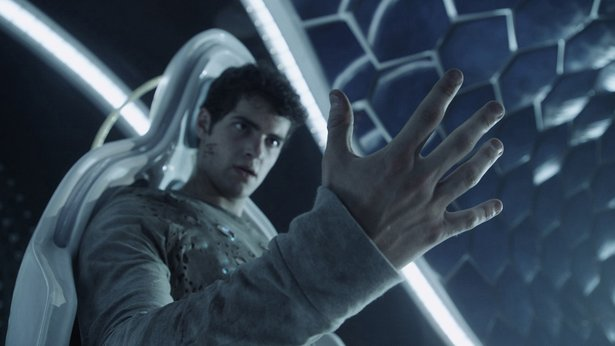 """Ben Winchell stars in the live-action adaptation """"Max Steel."""""""