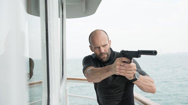 "Jason Statham stars in ""Mechanic: Resurrection."""