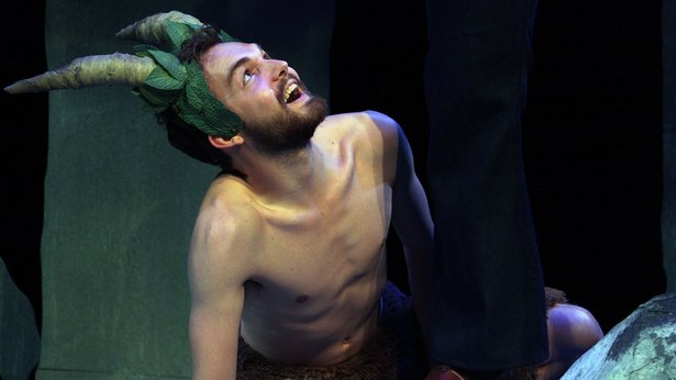 "Dakota Brown stars in ""A Midsummer Night's Dream."""