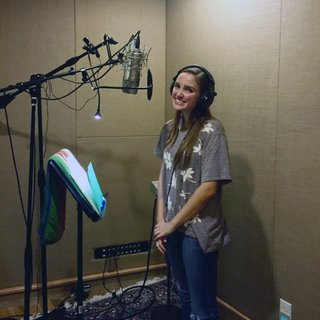 """Amarillo teen Molly Martindale voices a character in Mission US's """"Up from the Dust"""" online educational game."""