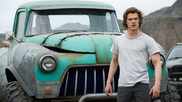 """Lucas Till stars in """"Monster Trucks."""""""