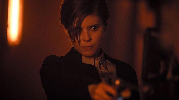 "Kate Mara stars in the sci-fi thriller ""Morgan."""