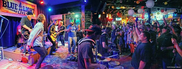 No Dry County will perform Friday at Austin's Texas Pub.