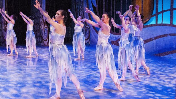 "Lone Star Ballet's ""The Nutcracker"" opens Friday."