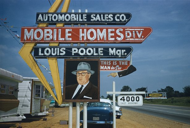 "Inge Morath's ""Outside Memphis, Tennessee, 1960,"" © Inge Morath/Magnum Photos"