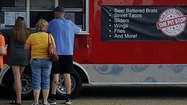 The Pit Stop is among the eateries participating in Saturday's 806 Food Truck Roundup.
