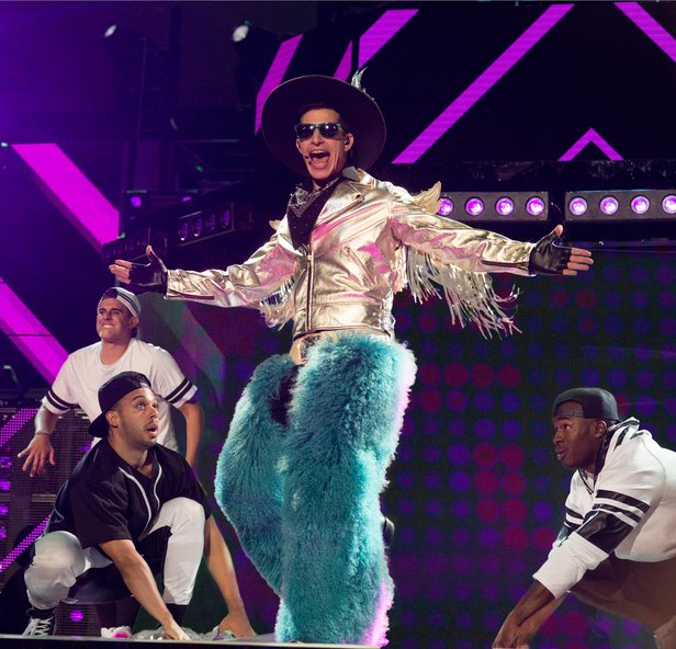 "Andy Samberg in ""Popstar: Never Stop Never Stopping"""