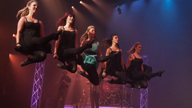 """Rockin' Road to Dublin"" leaps into town Saturday for a show in the Globe-News Center for the Performing Arts."