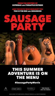 """""""Sausage Party"""" (Hint: Don't search Google Images for that phrase at work.)"""