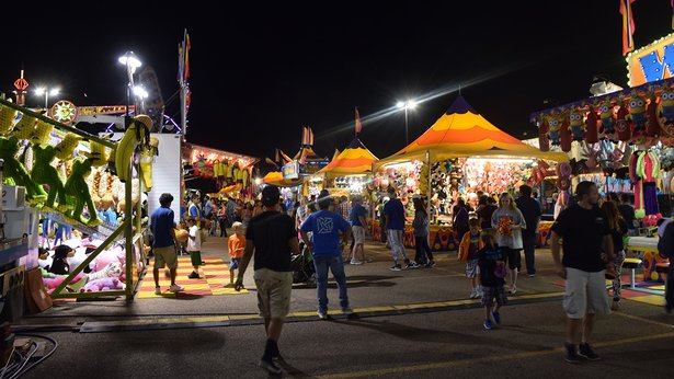 The Amarillo Tri-State Fair opens Friday.