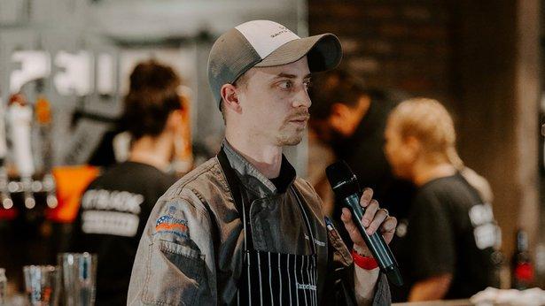 Chef Tanner Burnam