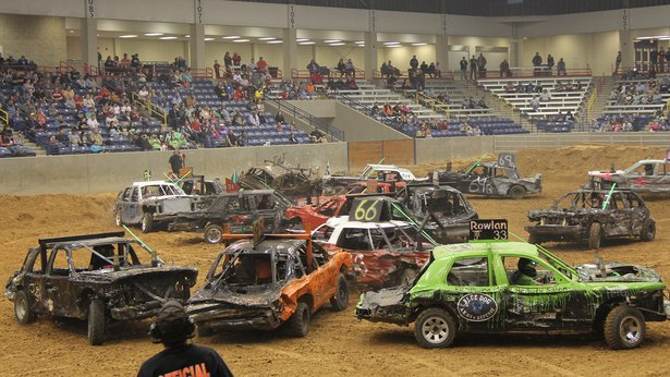 The Turkey Bash Demolition Derby is set for Friday in the Amarillo National Center.