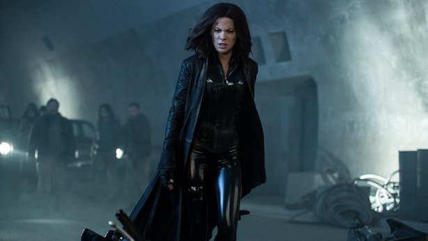 "Kate Beckinsale stars in ""Underworld: Blood Wars."""