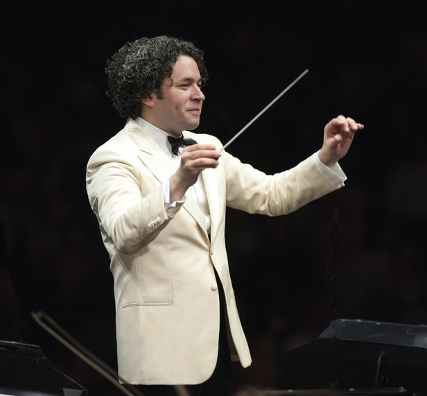 "Gustavo Dudamel will lead the orchestra for ""From Vienna: The New Year's Celebration 2017"" on ""Great Performances."""