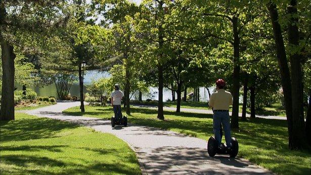 Buffalo's Delaware Park