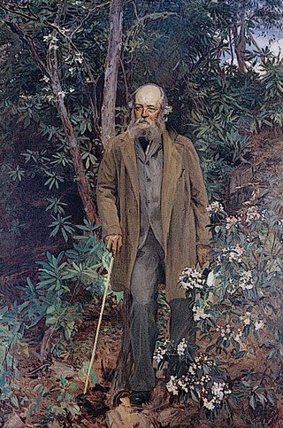 Painting of Frederick Law Olmsted