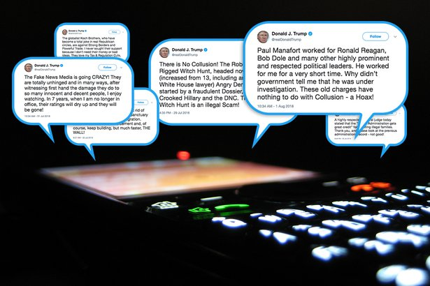 Trump Tweets and What to do About Them
