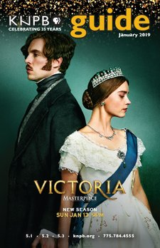Image from the show Victoria