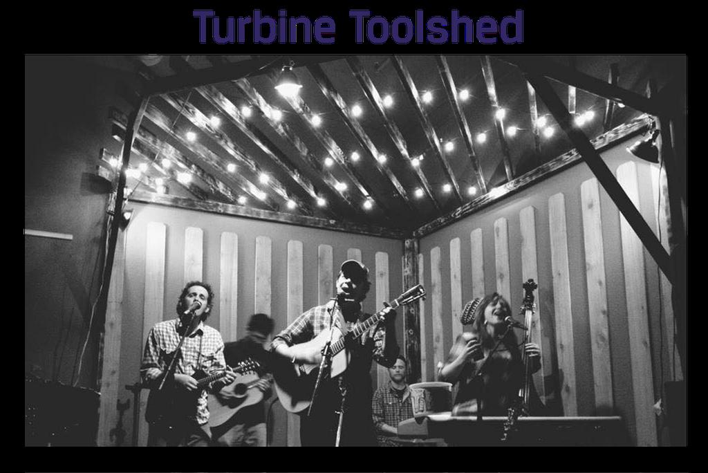 turbine toolshed