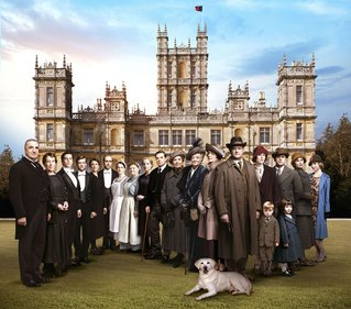 Cast of Downton Abbey Season 6