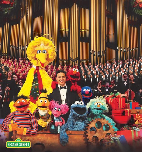 Christmas with the Mormon Tabernacle Choir Featuring Santino Fontana & the Sesame Street Muppets