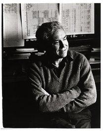 Elliott Carter, composer