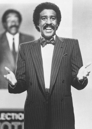 "Richard Pryor, American actor and comedian, starred in the film ""Brewster's Millions."""